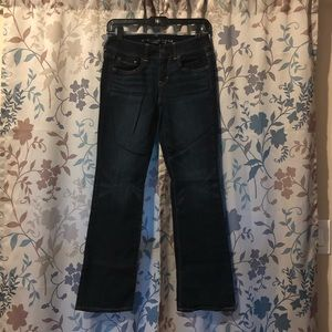 Like new American Eagle jeans—size 2